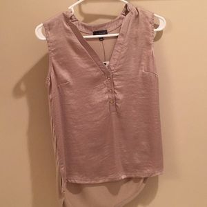 Tan blouse from the Limited